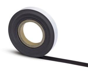 2 Magnetbaender,selbstklebend,10m x 15mm x 1mm