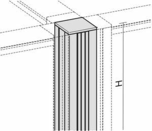 2 Verbindungsscharniere,winkelvariabel 0-180 Grad